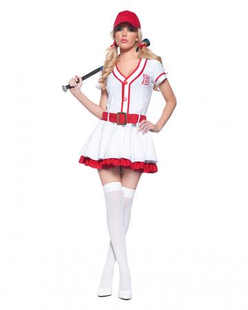 Baseball Schätzchen Kostüm Large