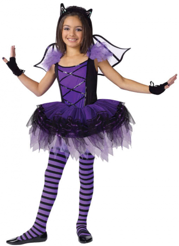 Batarina Fledermaus Ballerina Kostüm