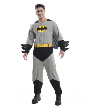 Batman Onesie mit Cape