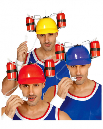 Hardhat for drinks