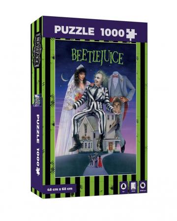 Beetlejuice Puzzle 1000 Teile