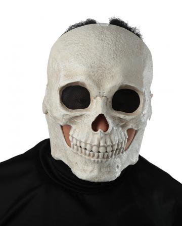 Bewegliche Totenkopf Maske