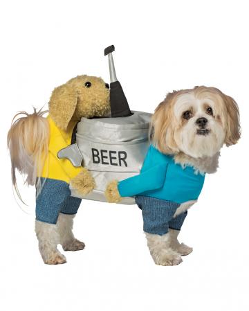 Beer Barrel Dog Costume