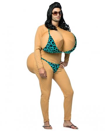 Big Butt Bikini XXL
