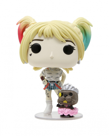 Birds of Prey Harley and Beaver Funko POP! Figur