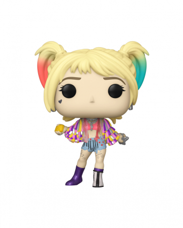 Birds Of Prey Harley Quinn Funko POP! Character
