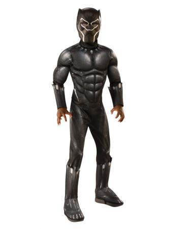 Kinderkostüm Black Panther