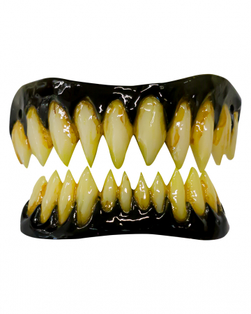 Dental FX Veneers Black Pennywise Teeth