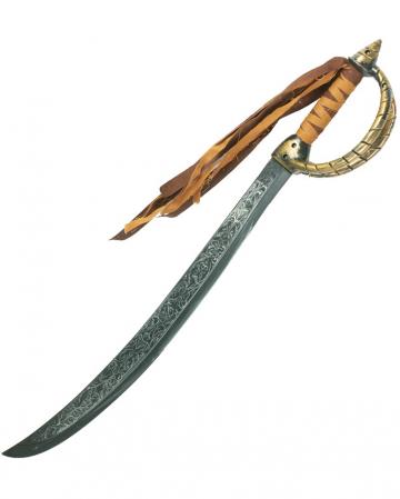 Piratensäbel als Piratenschwert lang 70cm