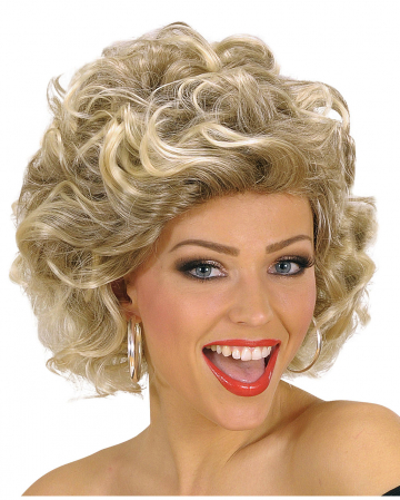 Blonde 70s Wig Olivia