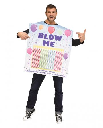 Blow Me Costume