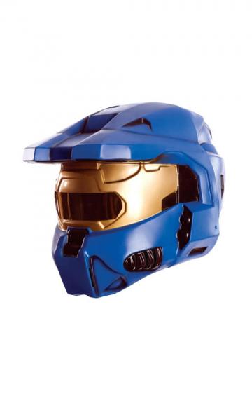 Blauer HALO Helm