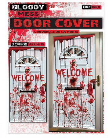 Blood Massacre Door Foil