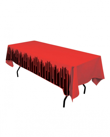 Bloody Halloween Tablecloth