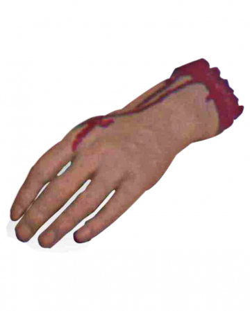 Bloody Hand With Bone Stump Premium