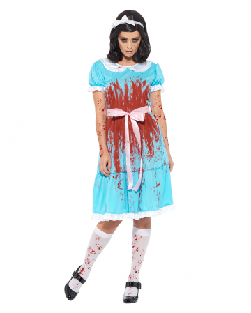 Bloody Horror Twin Costume