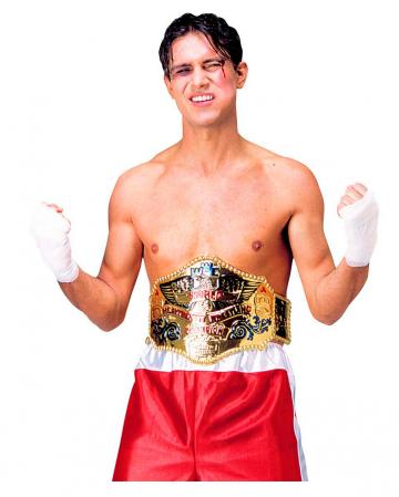 Boxer Gürtel Kostümzubehör