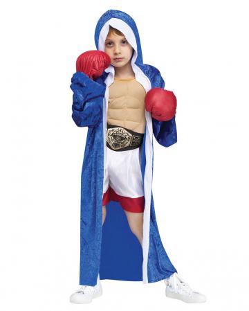 Box Champion Kleinkinderkostüm