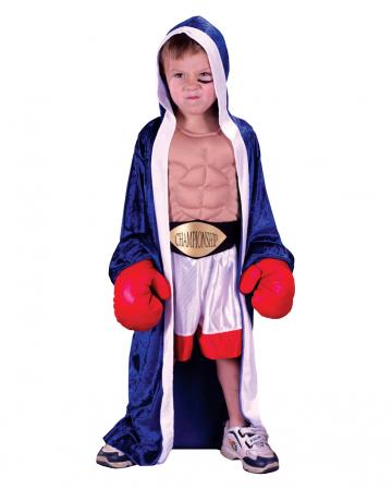 Kleinkinderkostüm Boxweltmeister