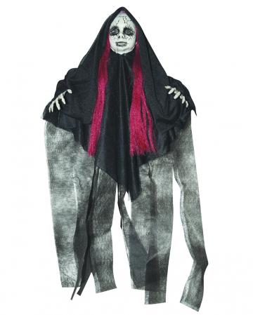 Broken Gothic Doll Hanging Figure 60 Cm