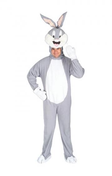Bugs Bunny Kostüm mit Maske