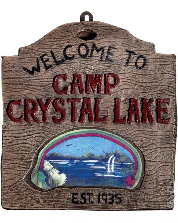 Camp Crystal Lake Shield