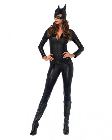 Catsuit Heldinnen Kostüm für Karneval