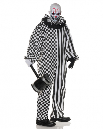 Chaos Zirkus Clown Kostüm