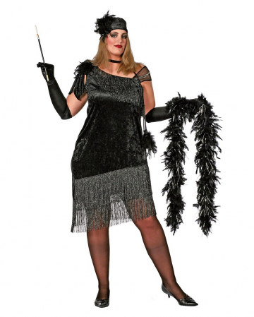 Charleston Diva Costume Plus Size