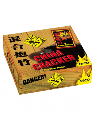 China Cracker 40 X 8 Pack