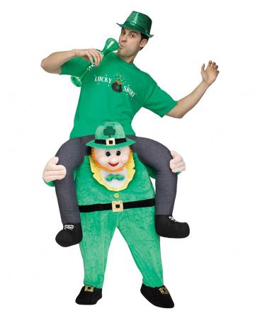 St. Patricks Day Kobold Carry Me Kostüm