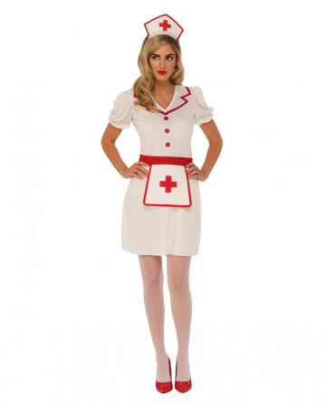 Krankenschwester Kostüm klassisch
