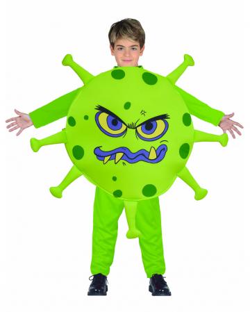 Covid Virus Kinderkostüm