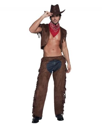 Cowboy Stripper Kostüm