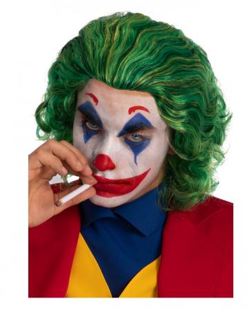 Verrückte Joker Perücke