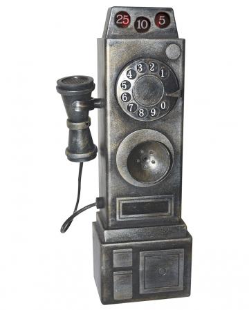 Unheimliches Geistertelefon mit Licht & Sound