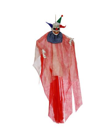 Creepy Circus Clown Hanging Figure 175 Cm