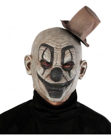 Crusty Horror Clown Maske