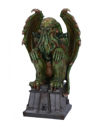 Cthulhu Figure With Wings 32cm