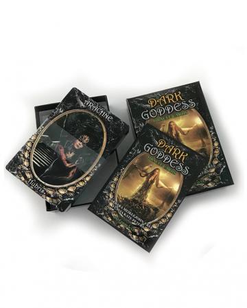 Dunkle Göttin Tarot Orakel Karten