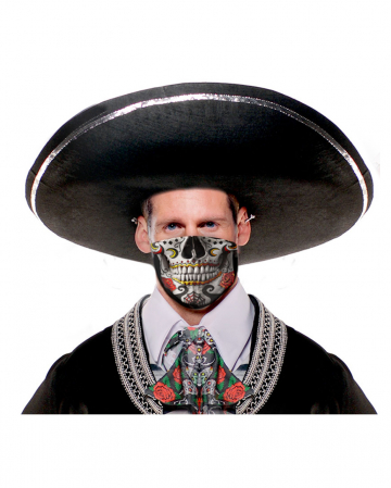 Day Of The Dead Everyday Mask For Men