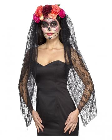 Haarreif Tag der Toten Braut