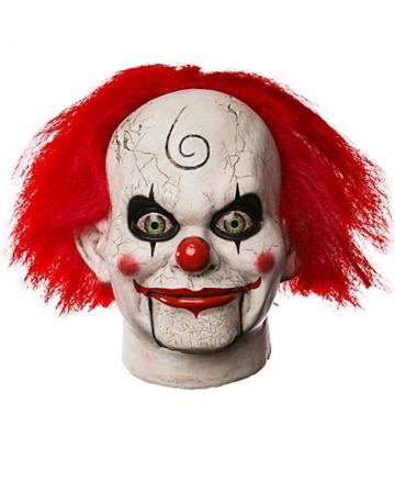 Dead Silence Clown Maske Mary Shaw