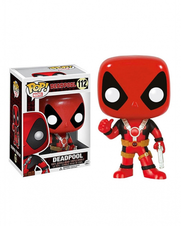 Deadpool Daumen Hoch Funko POP! Figur