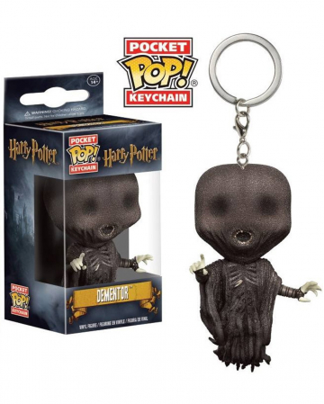 Dementor Keychain Pocket Pop!