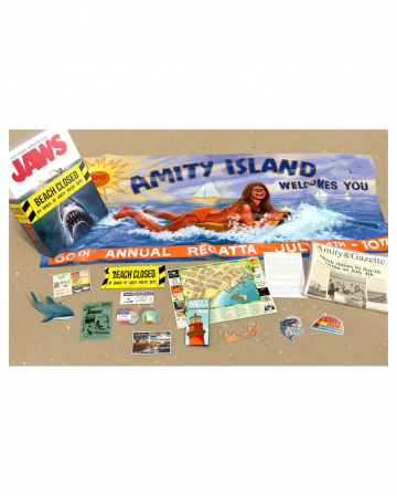 The White Shark Amity Island Summer Of 75 Gift Box