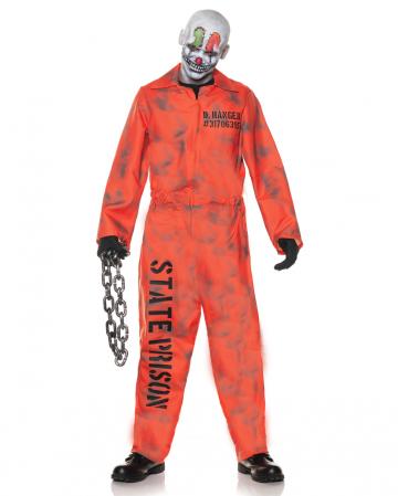 Deranged Gefangener Kostüm