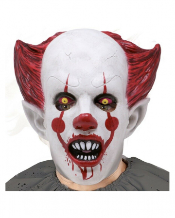 Derry Horror Clown Mask