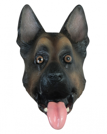 Maske deutscher Schäferhund