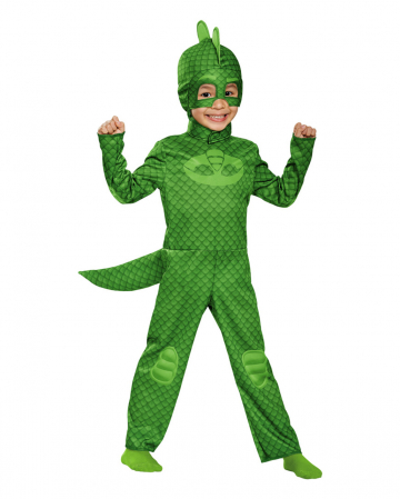 PJ Masks Gekko Classic Kostüm für Kinder
